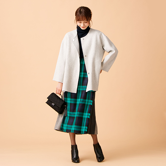 【アンレクレ】WINTER COLLECTION