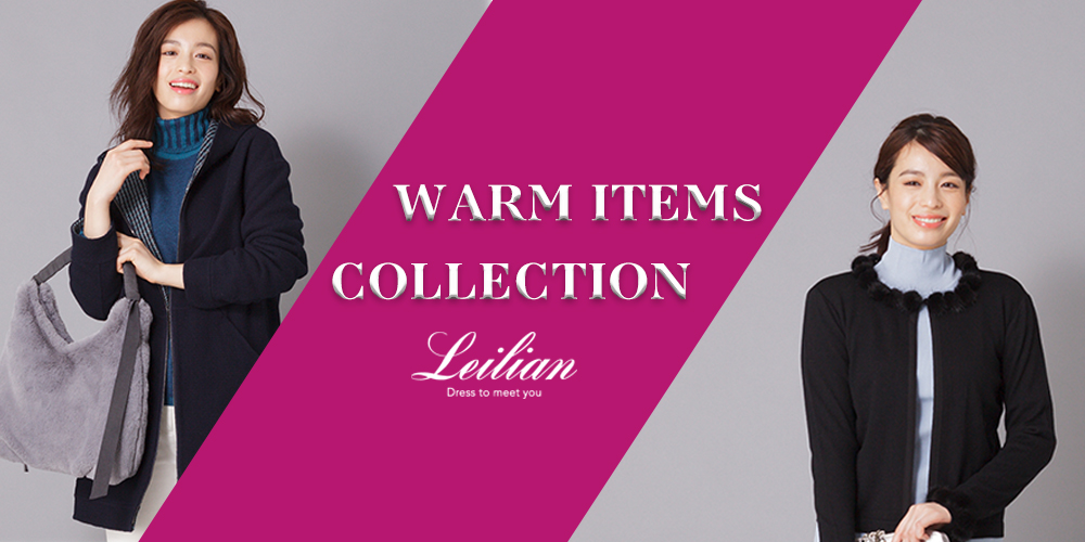 WARM ITEMS COLLECTION
